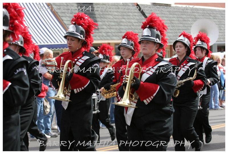 Lawson Homecoming Parade 06 679