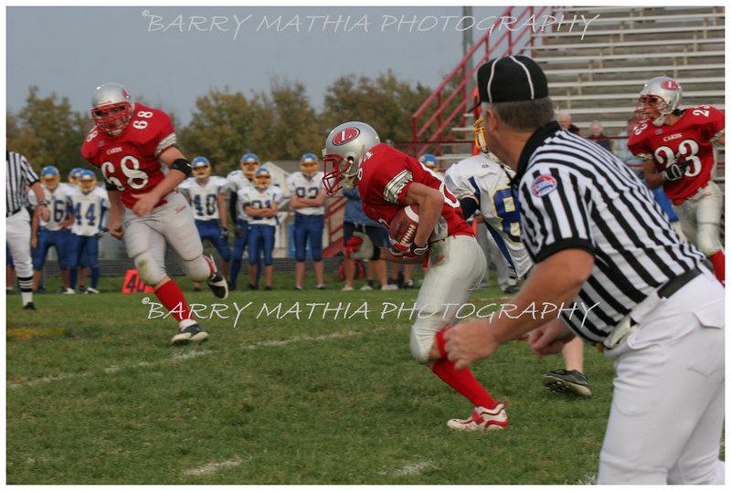 Lawson Football vs East Buc  JV 06 012