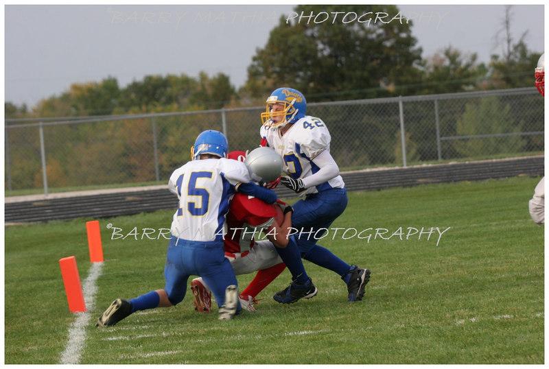 Lawson Football vs East Buc  JV 06 040