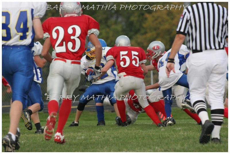 Lawson Football vs East Buc  JV 06 005