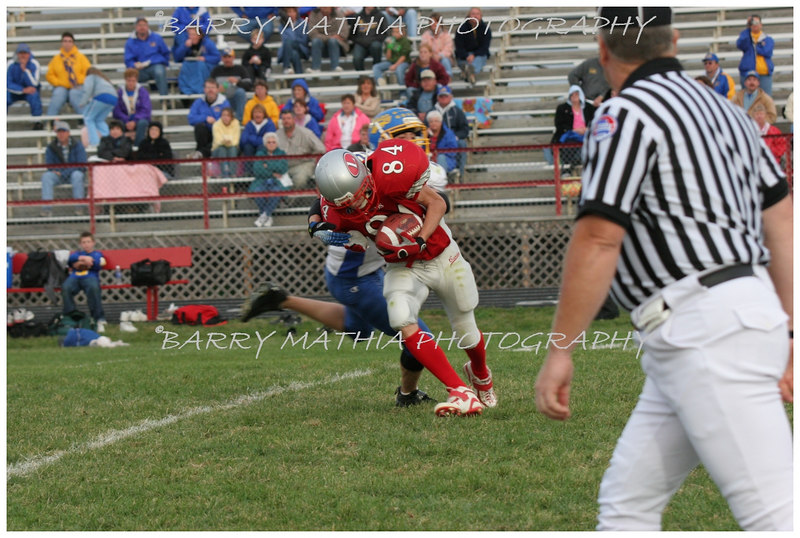 Lawson Football vs East Buc  JV 06 011