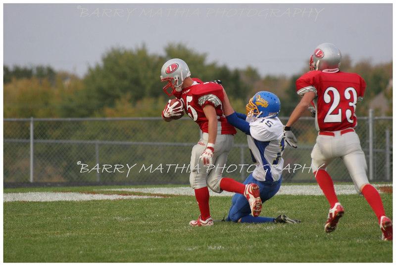 Lawson Football vs East Buc  JV 06 029