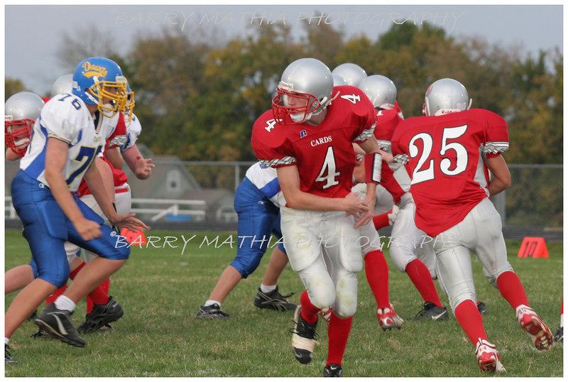 Lawson Football vs East Buc  JV 06 023