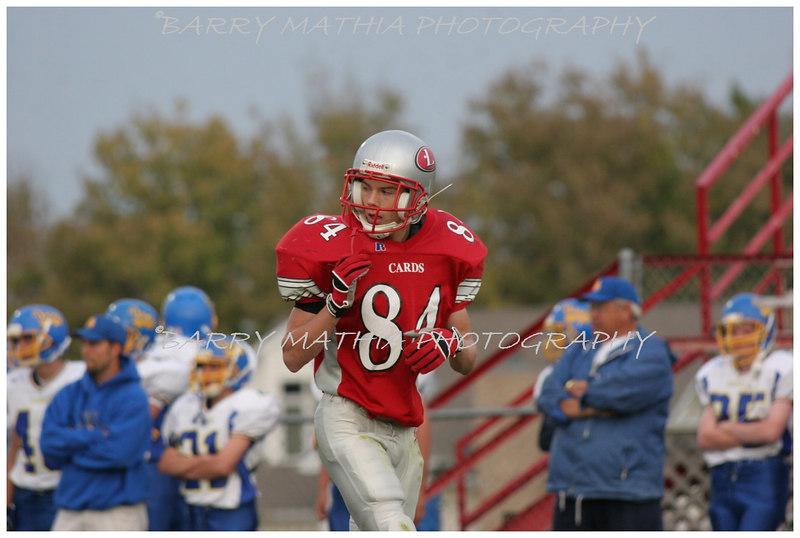 Lawson Football vs East Buc  JV 06 008