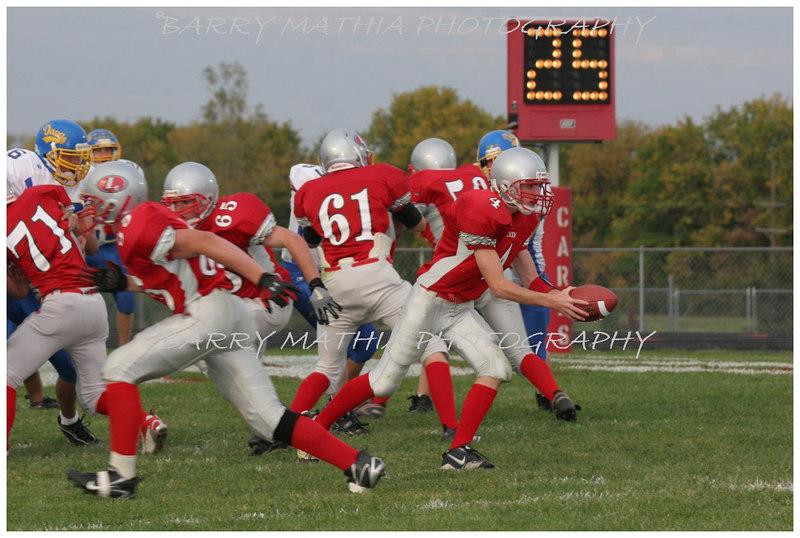 Lawson Football vs East Buc  JV 06 033