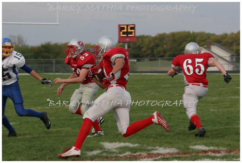 Lawson Football vs East Buc  JV 06 019