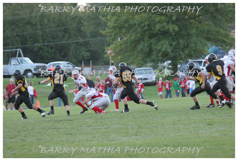 Lawson Football vs Lathrop 06 004