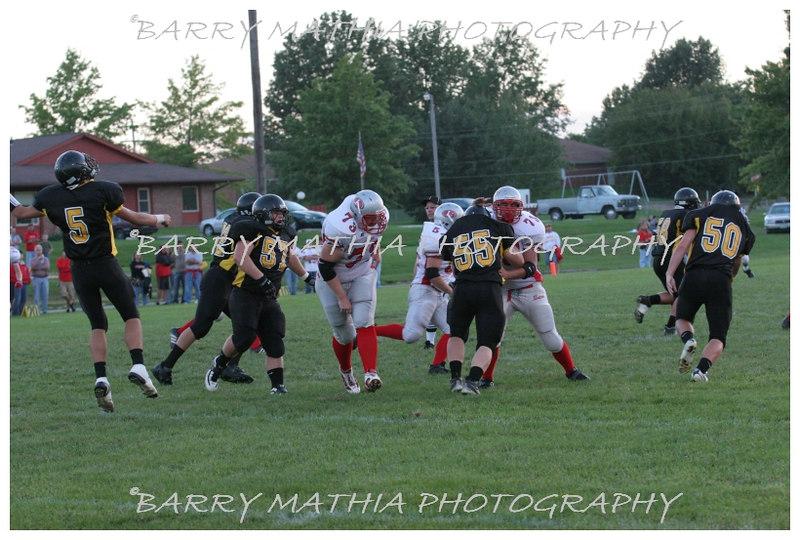 Lawson Football vs Lathrop 06 043