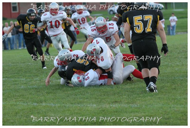 Lawson Football vs Lathrop 06 026