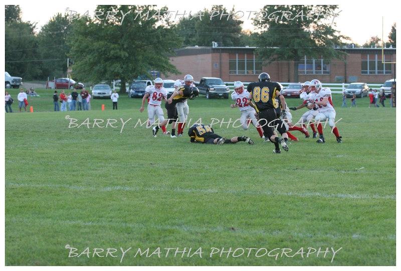 Lawson Football vs Lathrop 06 022
