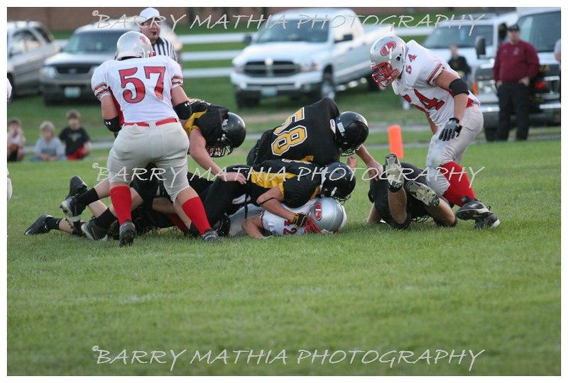 Lawson Football vs Lathrop 06 048