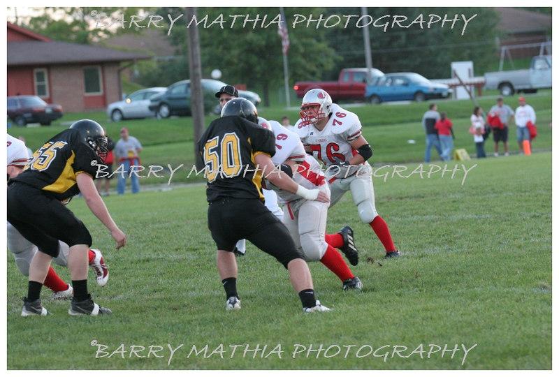 Lawson Football vs Lathrop 06 029