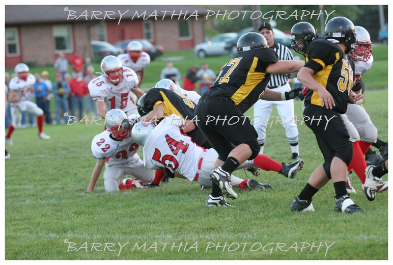 Lawson Football vs Lathrop 06 025