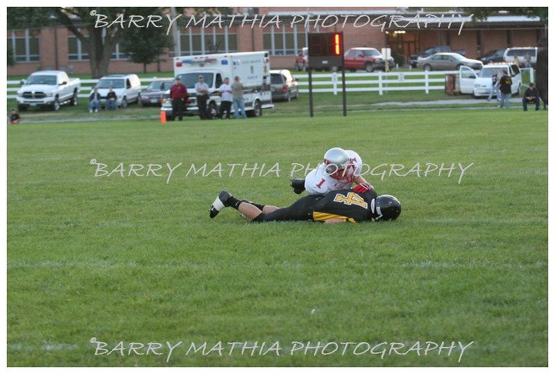 Lawson Football vs Lathrop 06 033