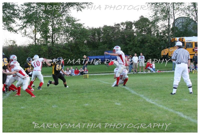Lawson Football vs Lathrop 06 020