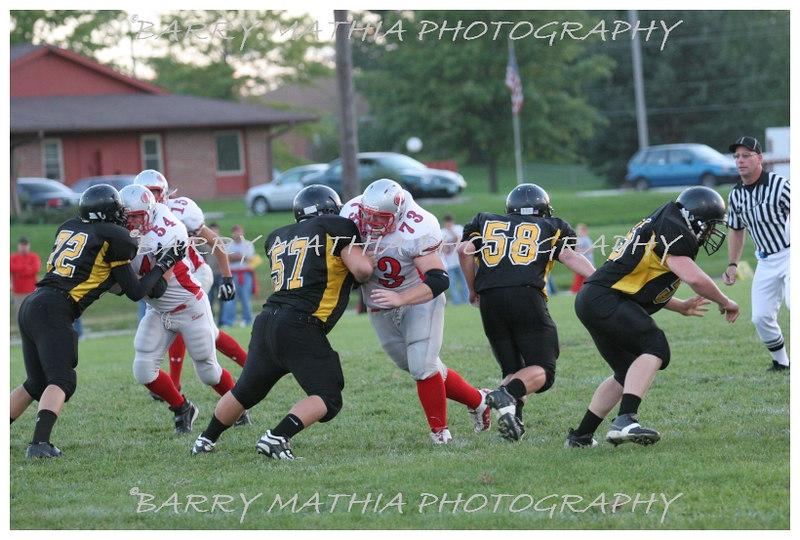 Lawson Football vs Lathrop 06 039