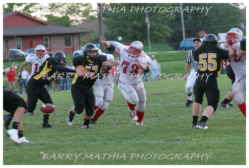 Lawson Football vs Lathrop 06 041