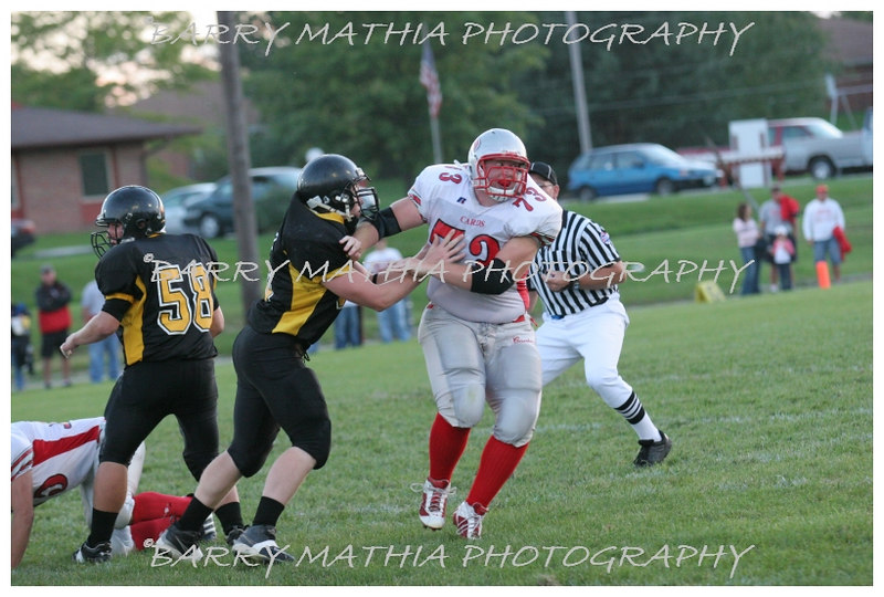 Lawson Football vs Lathrop 06 037