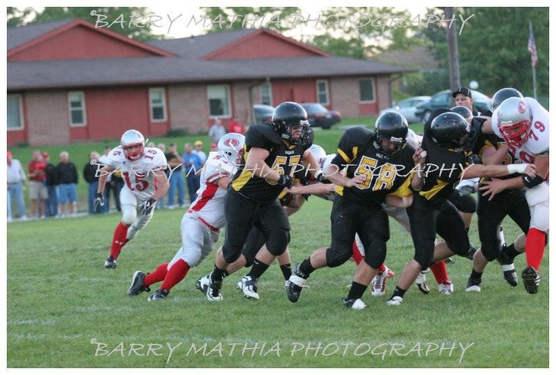 Lawson Football vs Lathrop 06 024