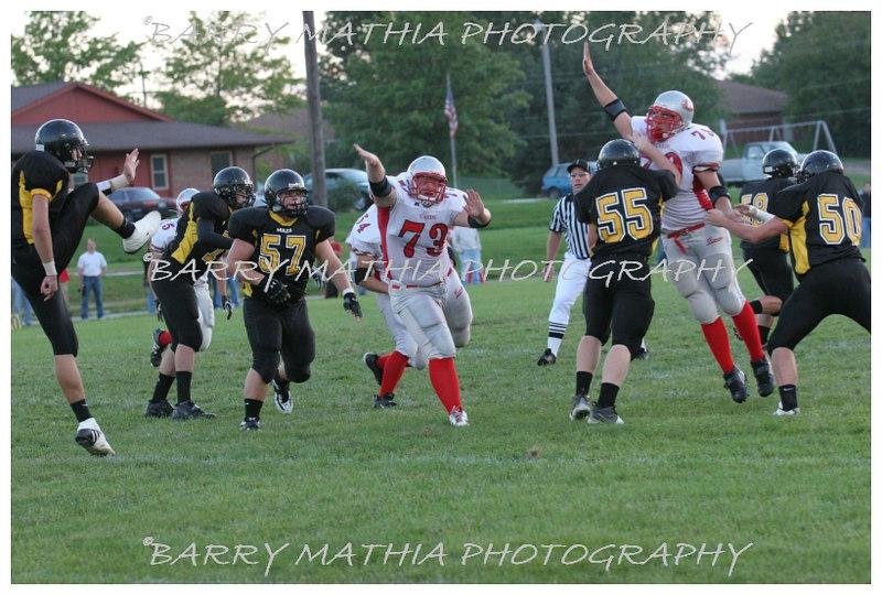 Lawson Football vs Lathrop 06 042