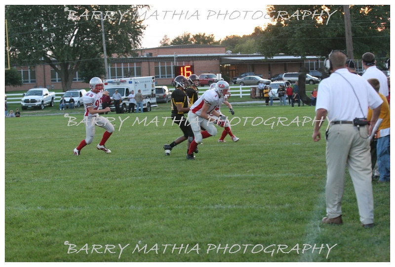 Lawson Football vs Lathrop 06 038