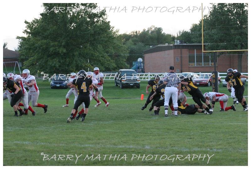Lawson Football vs Lathrop 06 050