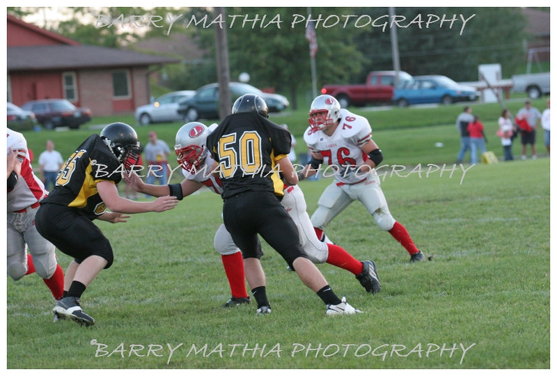 Lawson Football vs Lathrop 06 030