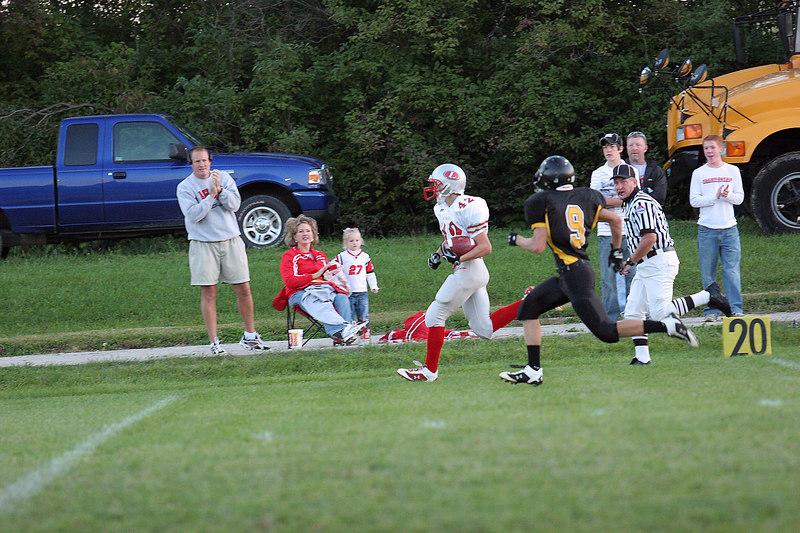 Lawson Football vs Lathrop 06 011