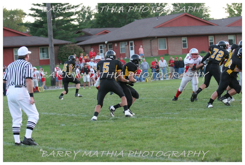 Lawson Football vs Lathrop 06 023