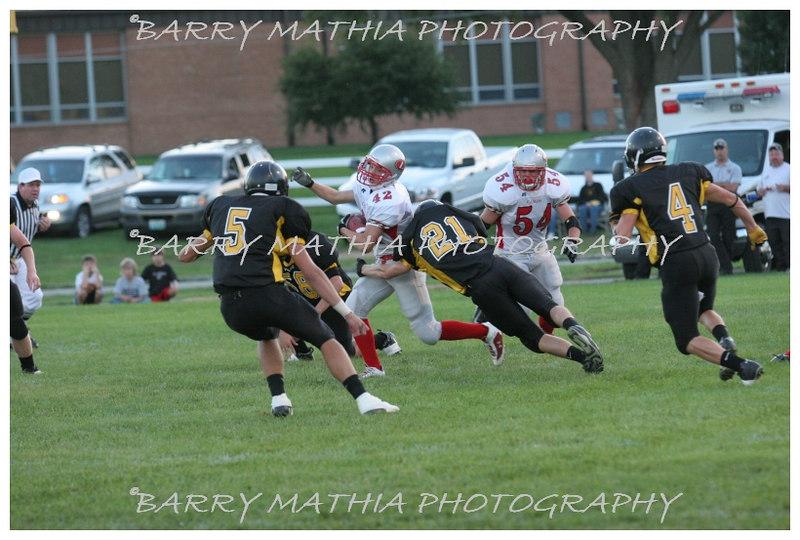 Lawson Football vs Lathrop 06 046