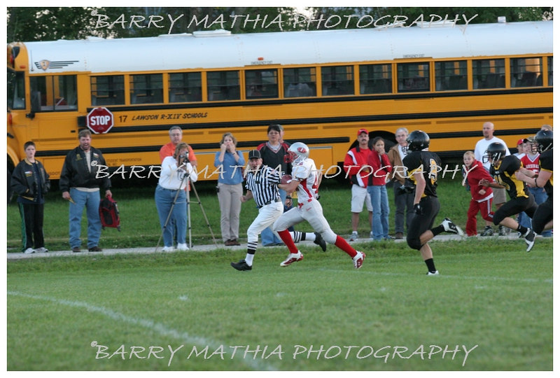 Lawson Football vs Lathrop 06 010