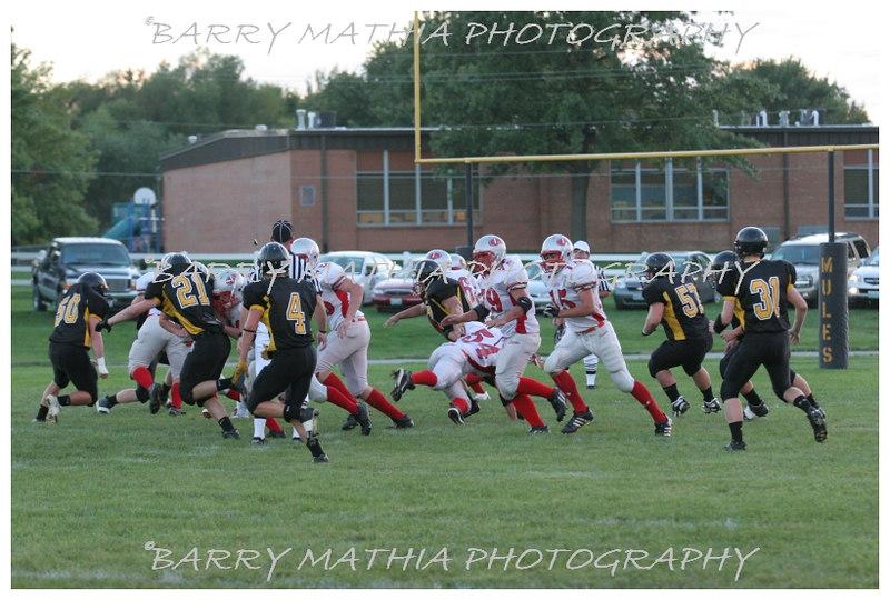 Lawson Football vs Lathrop 06 049