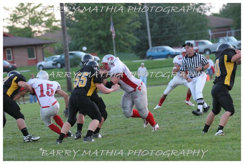 Lawson Football vs Lathrop 06 035