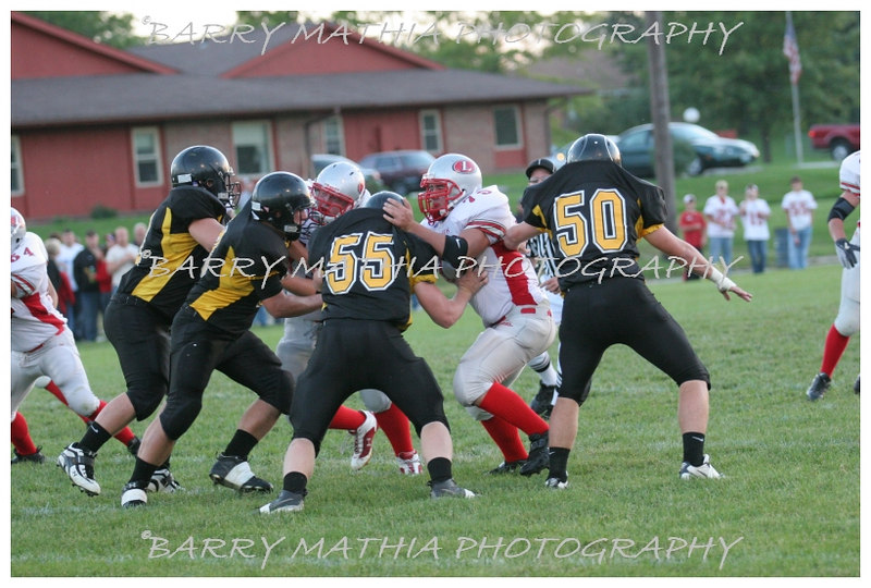 Lawson Football vs Lathrop 06 031
