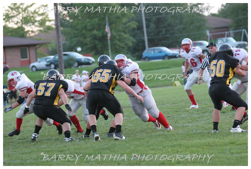 Lawson Football vs Lathrop 06 034
