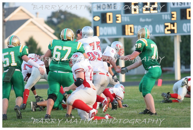 Lawson Football vs Smithville 06 018