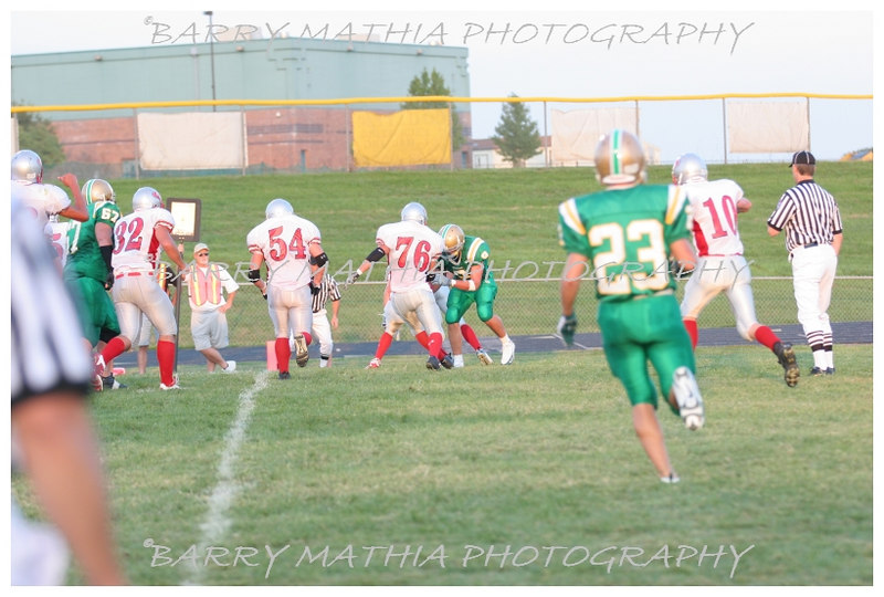 Lawson Football vs Smithville 06 042