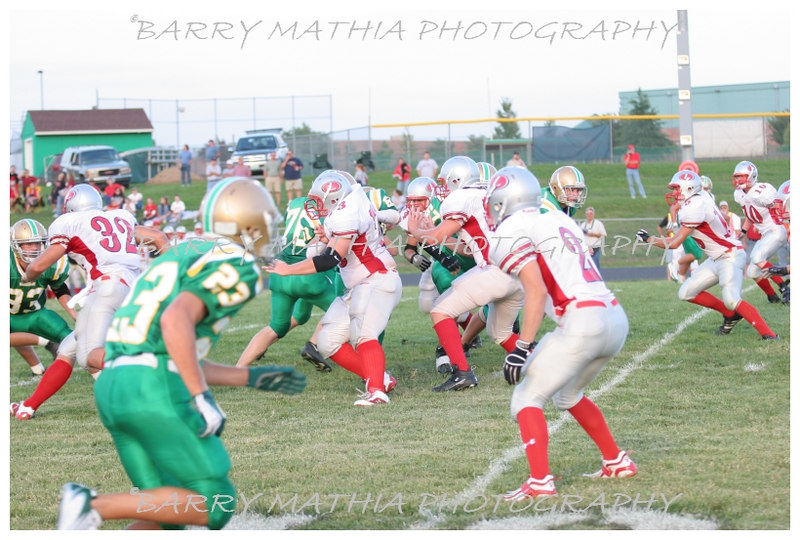 Lawson Football vs Smithville 06 024