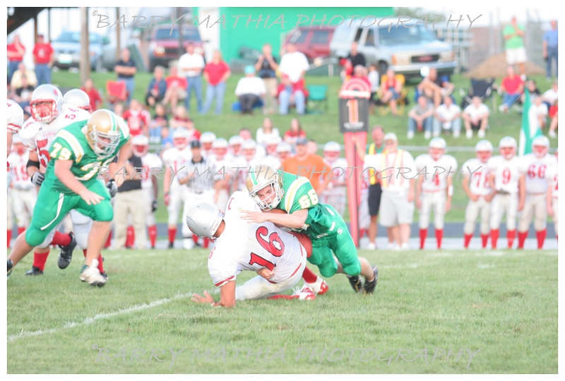 Lawson Football vs Smithville 06 053