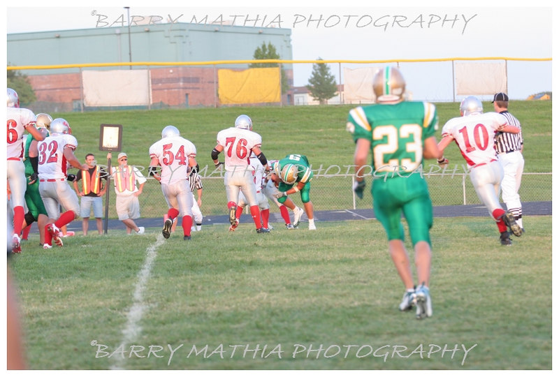 Lawson Football vs Smithville 06 041