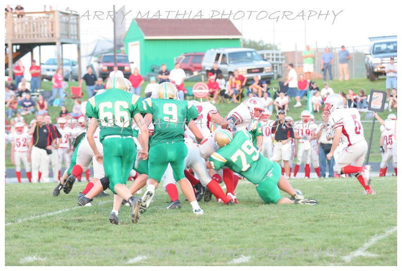 Lawson Football vs Smithville 06 056