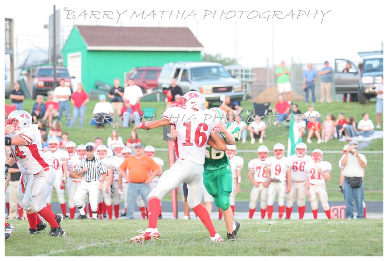 Lawson Football vs Smithville 06 050
