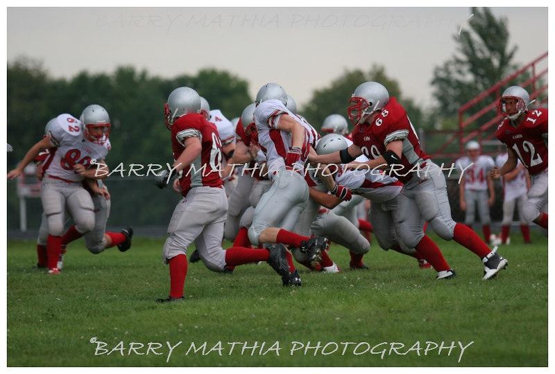 Lawson Football MTC 07 034