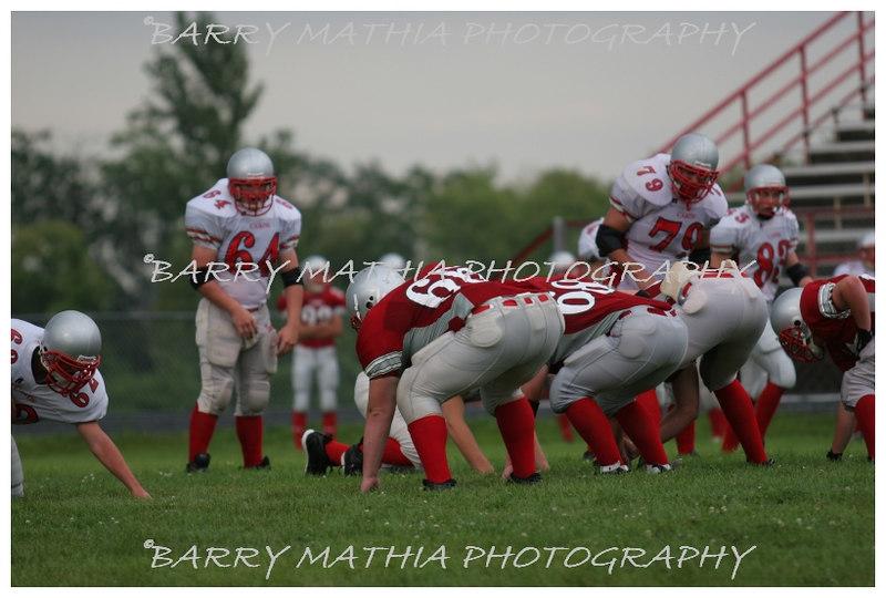 Lawson Football MTC 07 042