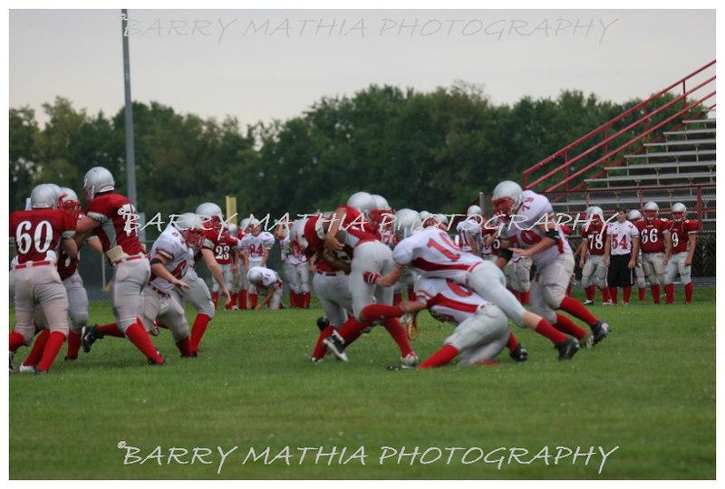 Lawson Football MTC 07 023