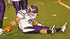 Sevier Co QB #3, tosses ball away after being sacked yet again. Photo byNed Jilton II