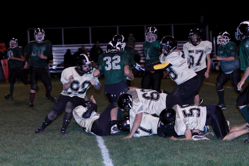 West Carroll vs Lena-Winslow 8th Grade Championship