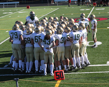 2009 Jesuit Crusaders JV Football