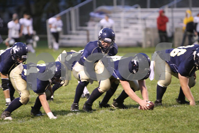 Varsity Knoxville vs West Prairie 10/02/09