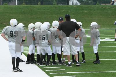 Raiders vs Packers 9/6/09
